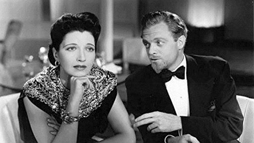 Van Heflin and Kay Francis in The Feminine Touch (1941)