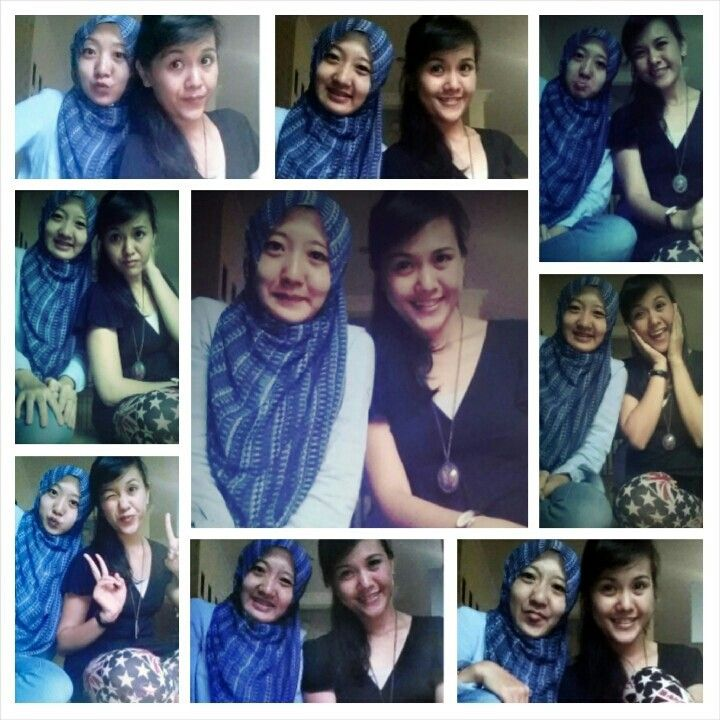With ama