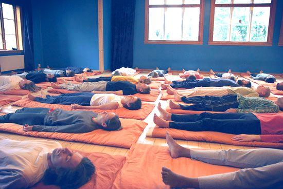 """""""Benefícios da Yoga Nidra"""""""
