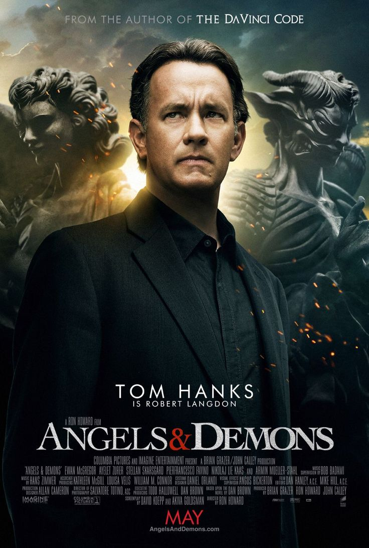 Angels & Demons movie (26/10/14)
