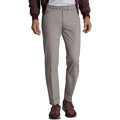 LINK: http://ift.tt/2sl4nfq - PANTALONE UOMO TAGLIE FORTI CHICAGO GRIGIO #abbigliamento #uomo #pantaloni #moda #meyer => Rifiniture interne di alta qualità con fodera delle tasche colorata - LINK: http://ift.tt/2sl4nfq