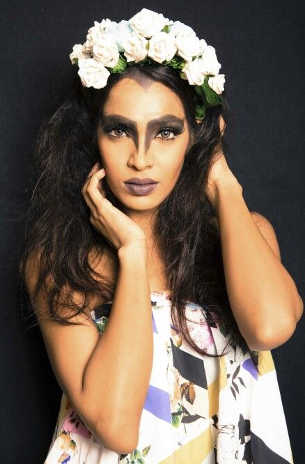 © chandu leandro photography 2016  Model : Shivani Dwivedi  Makeup & Hair : Suman Singh  Costumes & Styling : Stylistars ( Mikhail John D'souza & N Priiya Negi )  Photography : Chandu Leandro Photography & Prachi Chhabria photography
