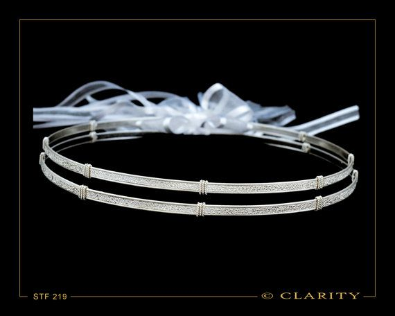 Greek Stefana Silver Plated & Stefanothiki Orthodox by ClarityGR