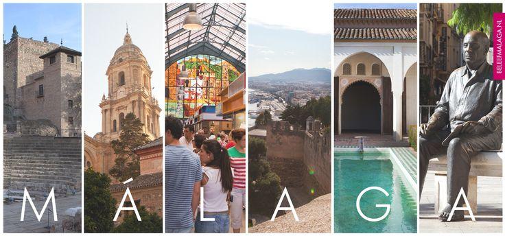 Malaga bezienswaardigheden top 5.  Met zoveel leuke en verrassende bezienswaardigheden is het soms moeilijk kiezen in Málaga. We helpen je graag op weg met onze top 5 van bezienswaardigheden in Málaga http://www.beleefmalaga.nl/bezienswaardigheden-top5/