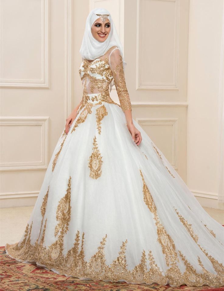 If you are looking for hijab wedding gown pictures, you have certainly come to the right place because we will be looking at some nice styles for you. I have recently covered ivory wedding dresses, if you would like to have a look at it. Types of Wedding Gowns There are many different types of ...