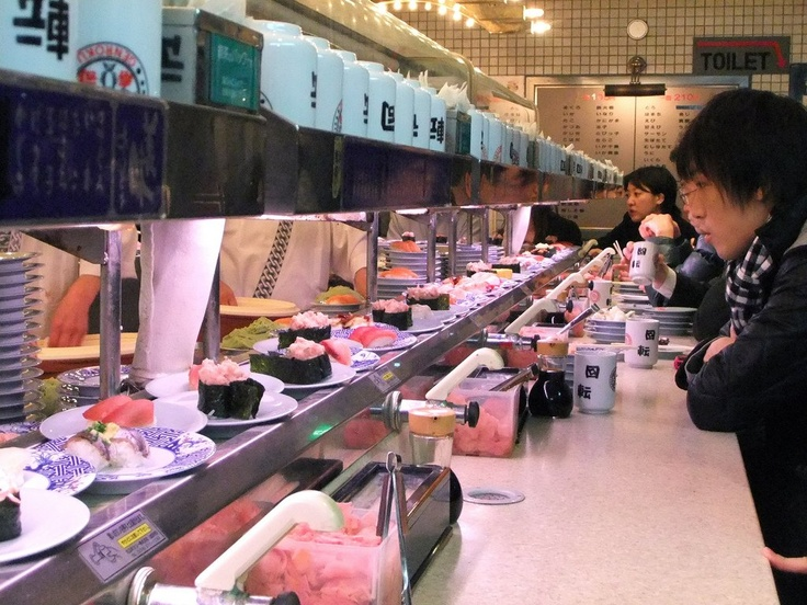 How To Eat Conveyor Belt Sushi Like A Local | Business Insider