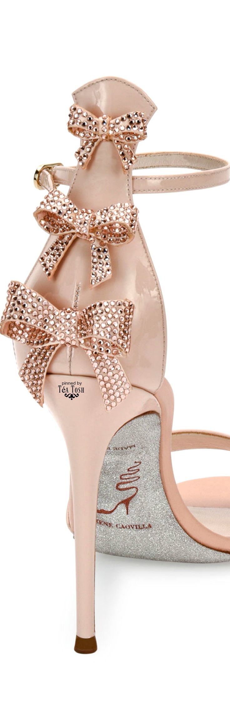 Pink  Sparkle Shoe Heaven