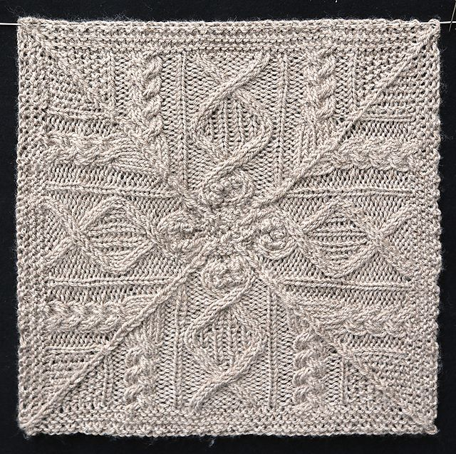 wallet and chain janruss316  39 s Great American Aran Afghan