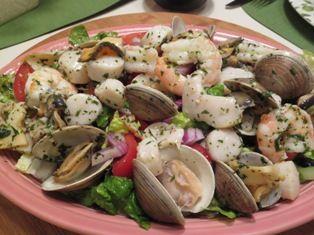 Seafood Salad - Insalata di Mar