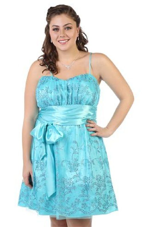 cutethickgirls.com junior plus size cocktail dresses (01 ...