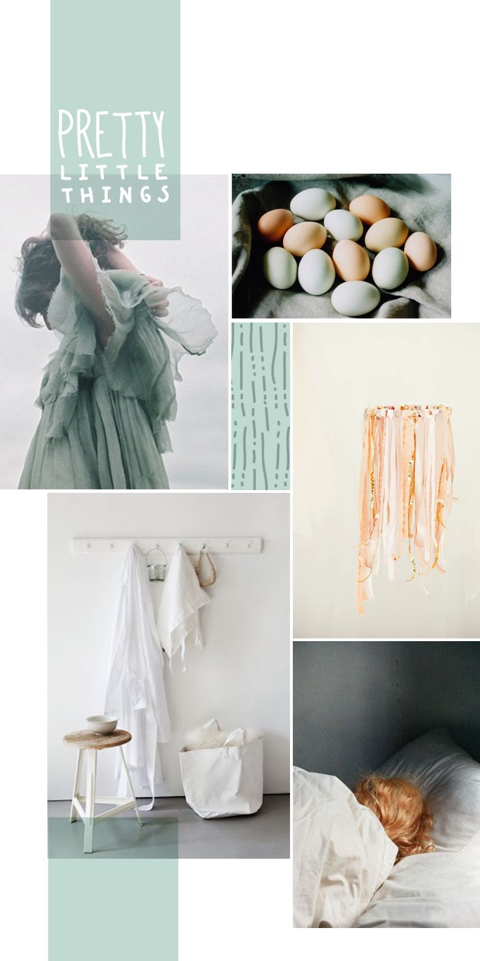 Pretty Things for a Gloomy Day