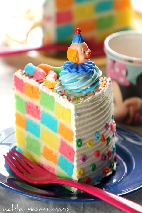Sometimes, the greatest secrets are hidden in the most unlikely places. Check out these magic in the middle cakes!