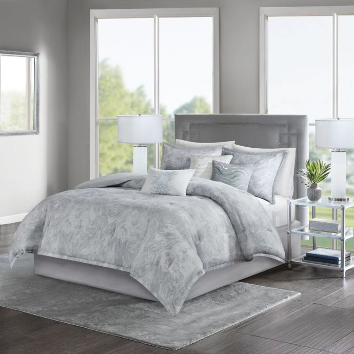Madison Park Apartments California: Madison Park Emory Bedding Collection