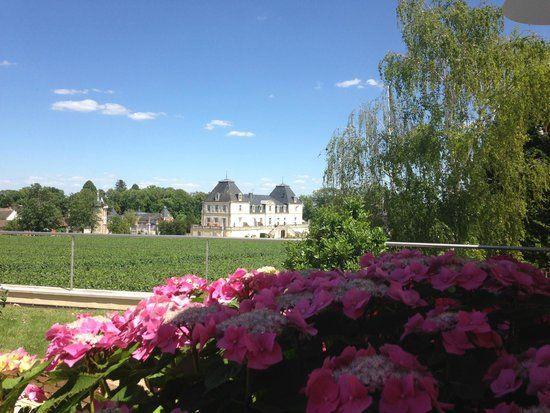 Domaine Chateau de Citeaux, Meursault: Wine lunch