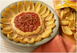 Fritos Sunflower Dip    http://www.fritos.com/recipe/export/html/10?yield=4