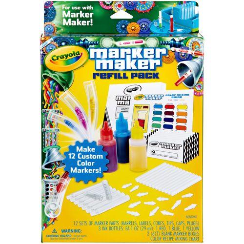 Marker Maker Refill Pack from Crayola