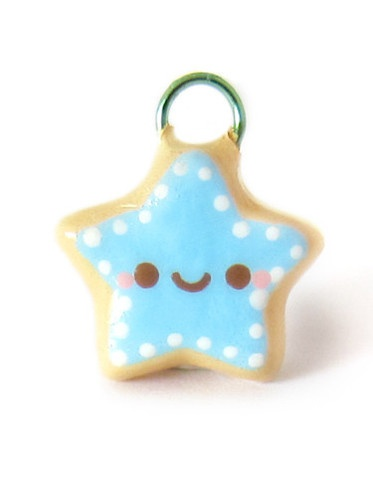 Star Cookie Charm