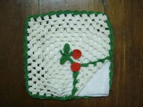 Free Crochet Patterns: Christmas Crochet Paper Nap…