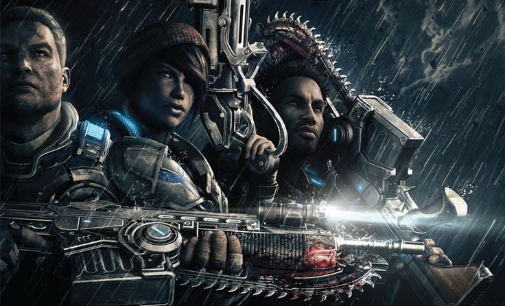 Gears of War 4 Campaign Mode Will Be Around 9 Hours Long - SegmentNext