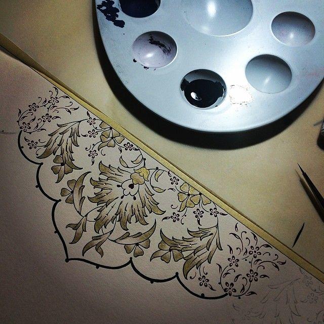 #workinprogress  #artwork #mywork #istanbul #turkey