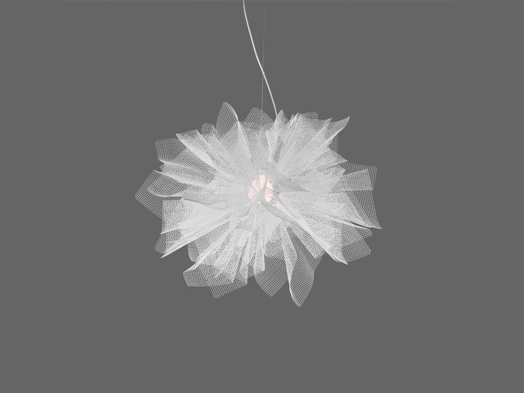 Fluo pendant lamp arturo alvarez handmande unique lighting created from painted