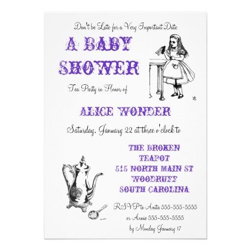 invite Baby Shower Ideas