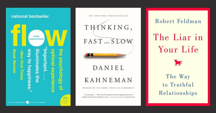 To understand how your mind works and how you can improve your decision-making, explore these six psychology and behavioral economics books, each one recommended by a TED Talks speaker.