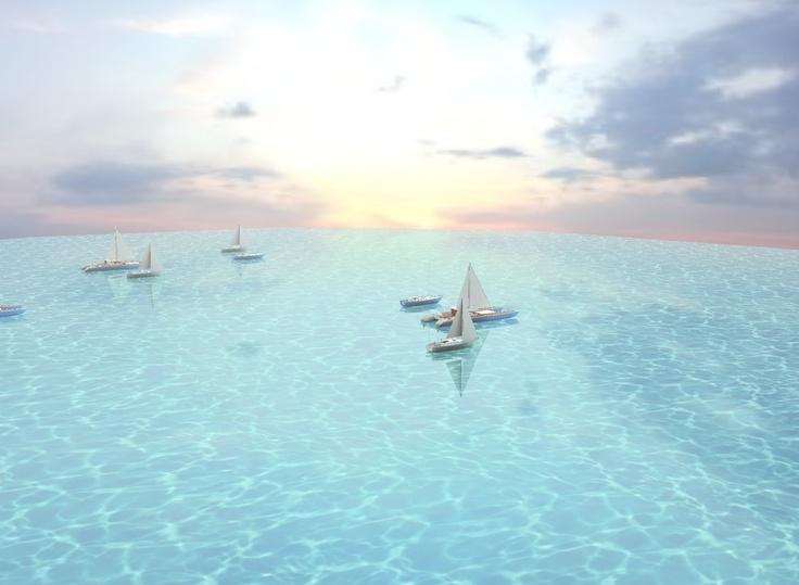 "Beautiful ;)   ""Beyond the Sea"" Captured Inside IMVU"