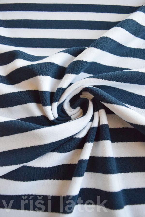 Oboulíc 100% bavlna – námořnický - http://vrisilatek.cz/produkt/oboulic-100-bavlna-namornicky/