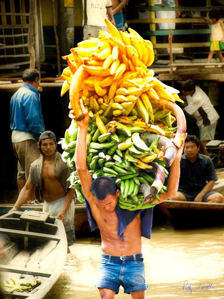 My Amazonian Banana Man