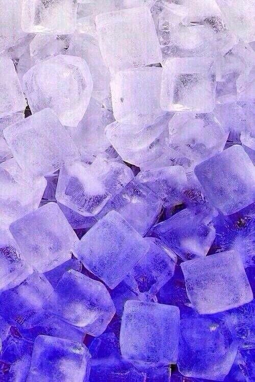 Обои лед