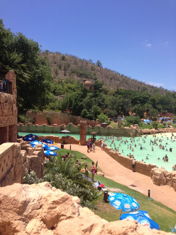 Sun City Valley of Waves