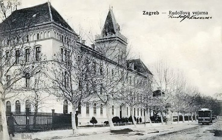17 Rare Vintage Photos Of Zagreb Before The 1900s Vintage Everyday Vintage Photos Old Photos Photo