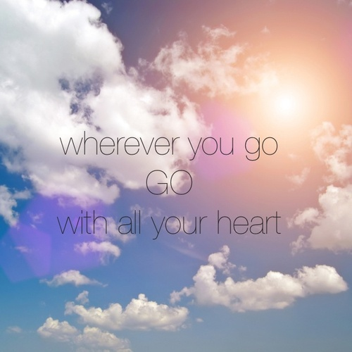 Travel Life Insurance Quotes: Wherever You Go, Go With All Your Heart.