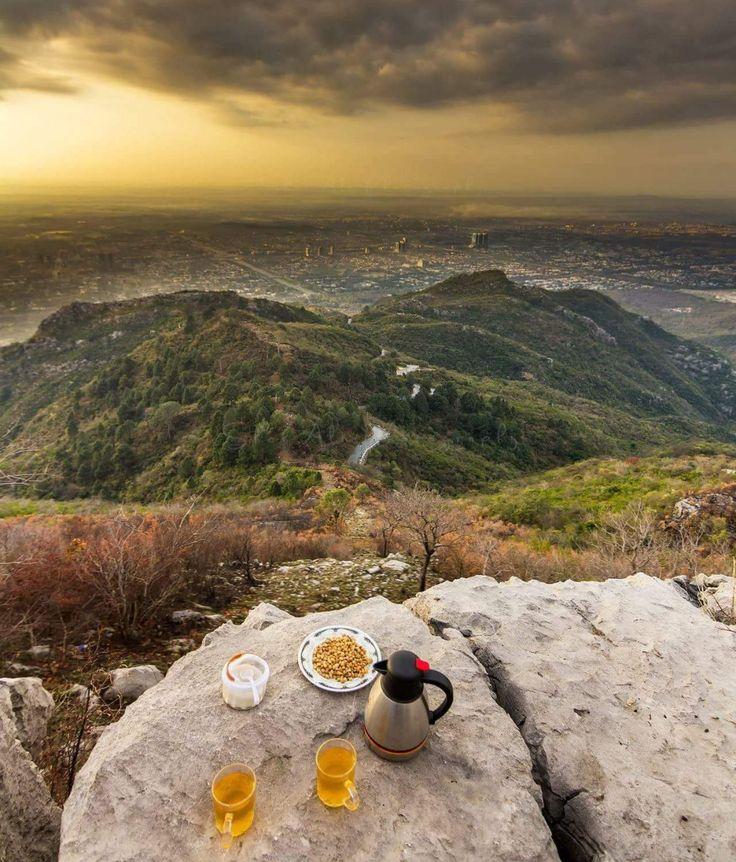 Margalla Hills Islamabad Pakistan