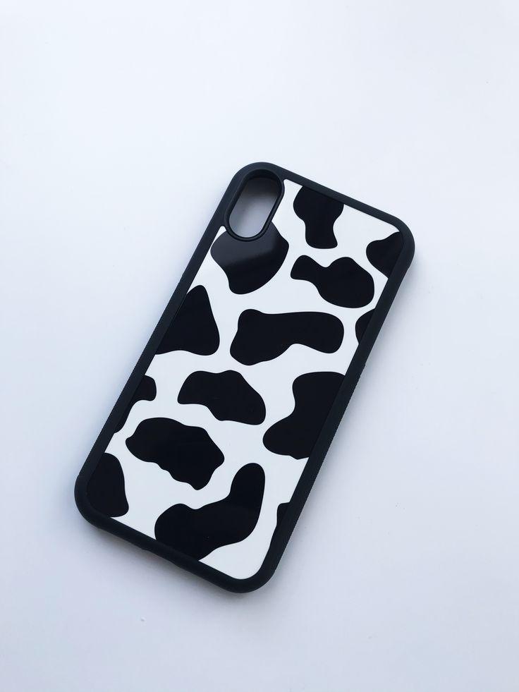 Cow print iphone case animal print iphone 11 case 11