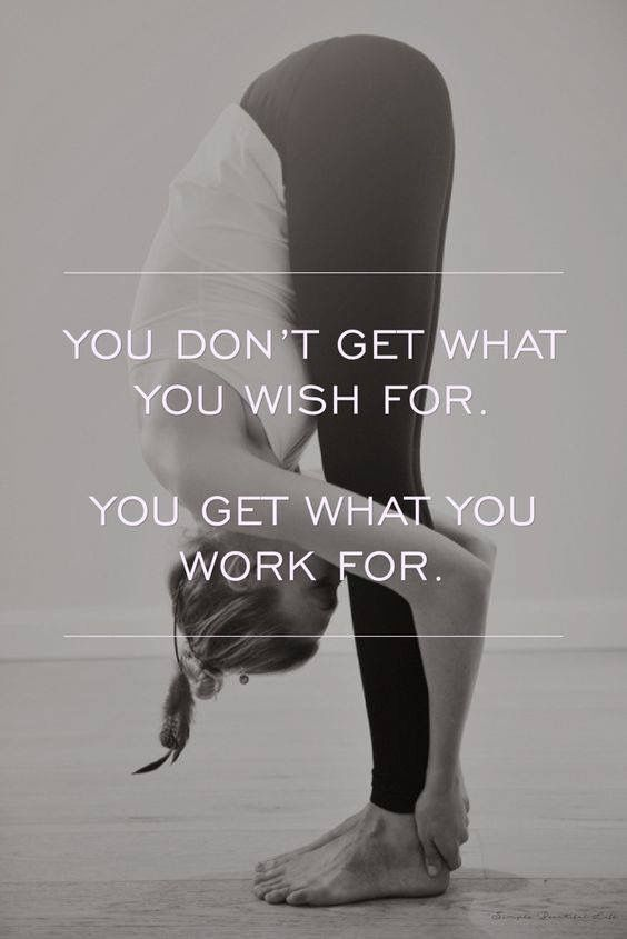 Get off your butt and work out! Go running, lift weights, do something. Oh, and don't forget to get rid of the junk food. All the exercising in the world is not going to help if you're still eating the wrong things.