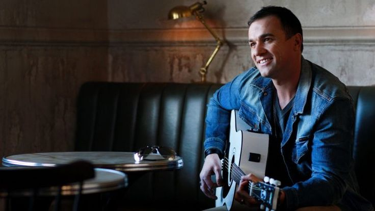 Shannon Noll. What is your strongest memory of your childhood home? I remember the big family room; there was a fireplace in it, and it is just one of those rooms you remember because we were always in there together as a family, with the fireplace going. It was wonderful.