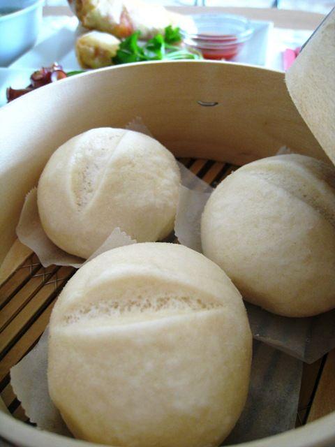 気軽に作れる♪中華蒸しパン。