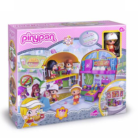 Pinypon Burger - Pinypon