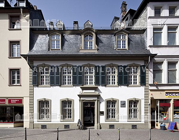Karl Marx Haus in Trier was the birthplace of the father of Marxism and stands amongst the more popular things to do in Germany.