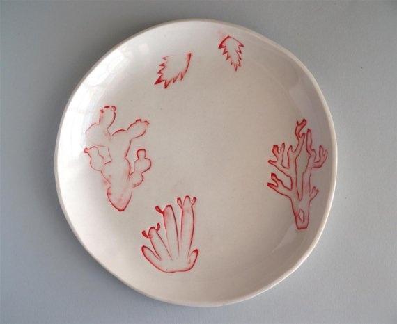 Cactus plate. $18