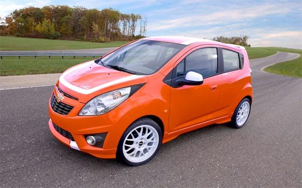 2012 Chevrolet Spark Review | GM Dealership Newmarket Ontario