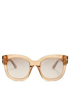 d6e6fe32fc974 Beatrix square-frame sunglasses