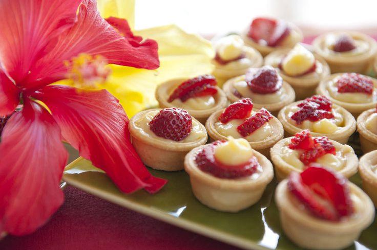 So simple, and so divine: lemon curd tartlets