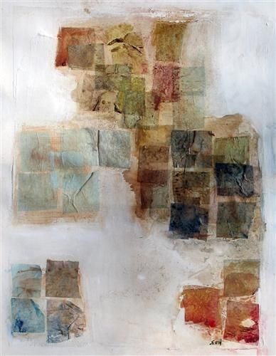♂ Eco Gentleman Color Inspiration - Neutral color abstract art Scott Bergey