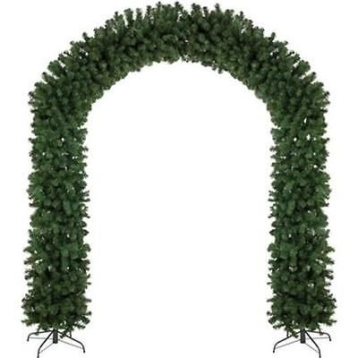 New / #unused #homebase arch shaped #artificial christmas xmas tree 8.5ft 2.6m ta,  View more on the LINK: 	http://www.zeppy.io/product/gb/2/400992479155/