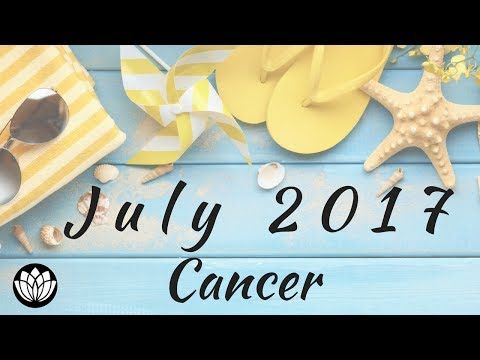 Cancer July 2017 Psychic Tarot Reading / Intuitive Life Coaching by White Lotus Tarot - http://LIFEWAYSVILLAGE.COM/career-planning/cancer-july-2017-psychic-tarot-reading-intuitive-life-coaching-by-white-lotus-tarot/