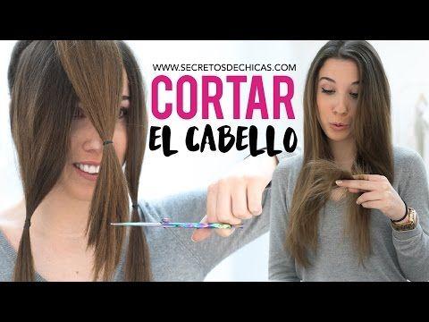 CÓMO CORTAR EL CABELLO ESCALADO PASO A PASO | PATRY JORDÁN - Secretos de Chicas by Patry Jordan
