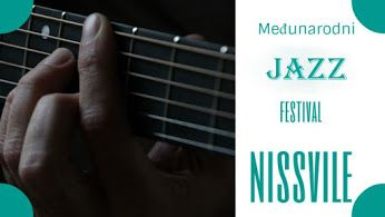 Međunarodni džez festival NISVILLE 11. - 14.08.2016  Niš